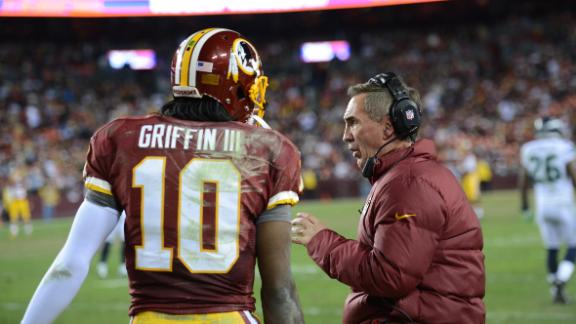 Video - Shanahan Has No Concerns About RG III