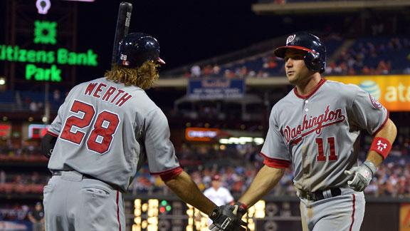 Video - Nationals Hold Off Phillies