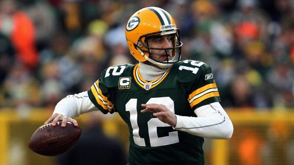 Video - Rodgers Won't Change Leadership Style