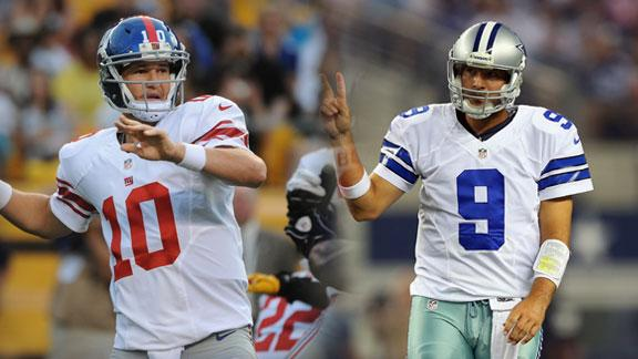 Video - Double Coverage: Giants at Cowboys