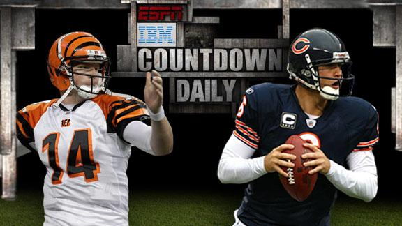 Video - Inside Edge: Bengals-Bears