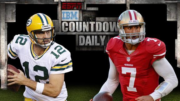 Video - Inside Edge: Packers-49ers