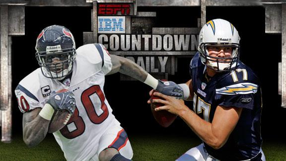 Video - Inside Edge: Texans-Chargers