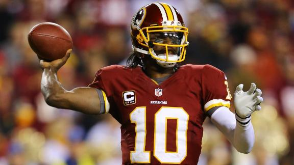 Video - Expectations For Robert Griffin III