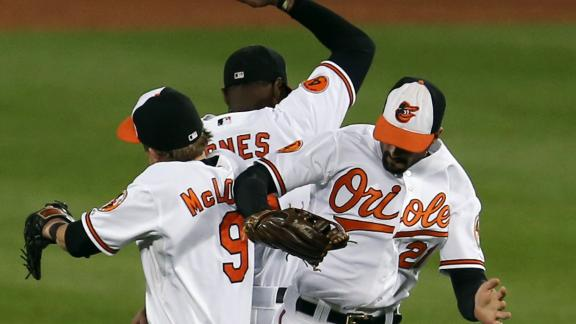 Video - Orioles Homer Past White Sox