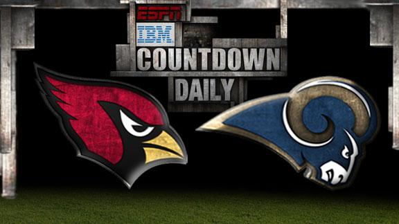 Video - Countdown Daily Prediction: ARI-STL