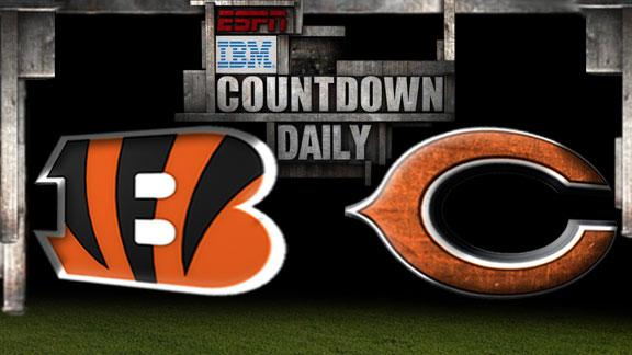 Video - Countdown Daily Prediction: CIN-CHI