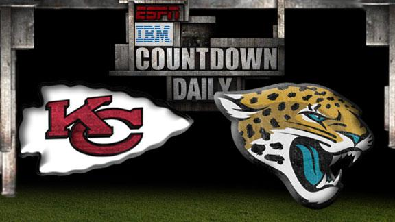 Video - Countdown Daily Prediction: KC-JAC