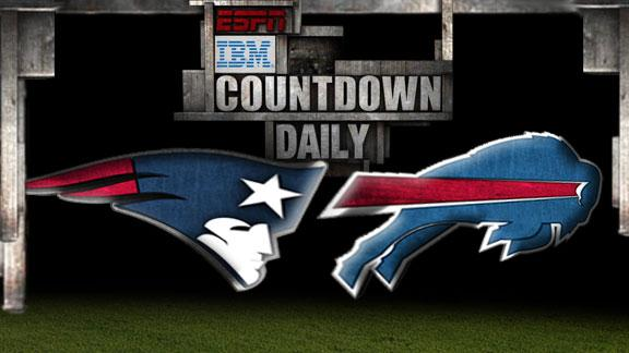 Video - Countdown Daily Prediction: NE-BUF