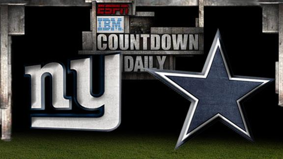 Video - Countdown Daily Prediction: NYG-DAL