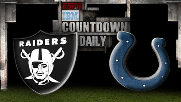 Video - Countdown Daily Prediction: OAK-IND