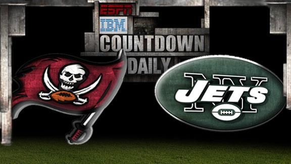 Video - Countdown Daily Prediction: TB-NYJ