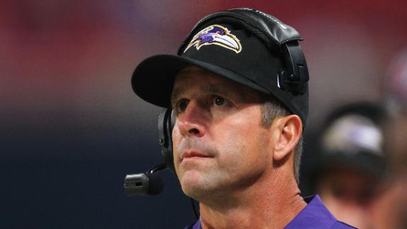 Source: Ravens extend contract of Harbaugh