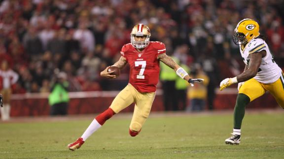 Video - Are Packers Targeting Kaepernick?