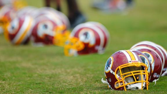 Video - Tribe Pushing For Redskins Name Change
