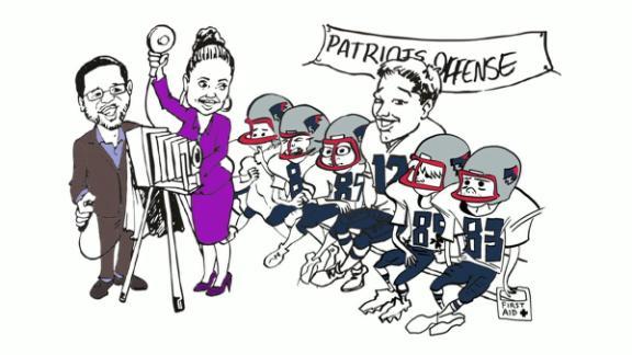 Video - Numbers Never Lie: New-Look Patriots