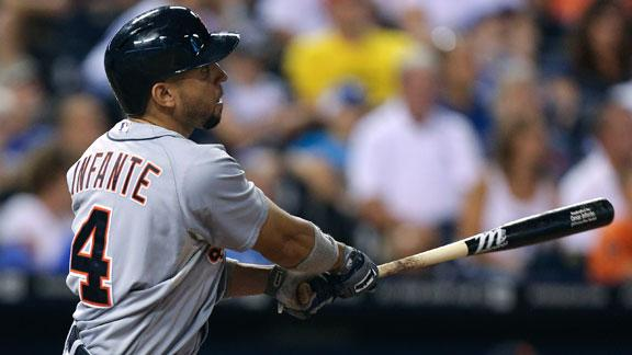 Tigers pile up 16 runs, 26 hits in Royals rout