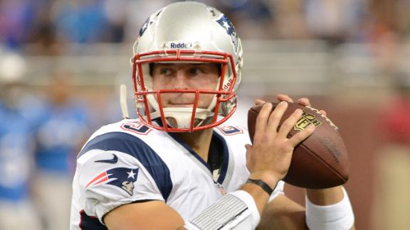Report: Tebow not willing to change position