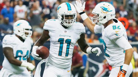 Video - Key Matchups: Dolphins vs. Browns