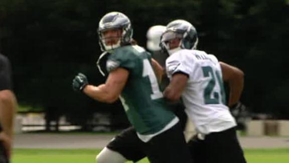 Video - Riley Cooper, Cary Williams Scuffle