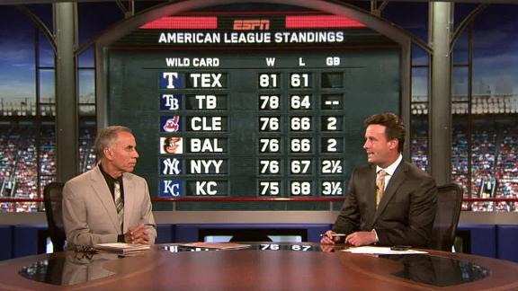 Video - Hunt For October: AL Wild-Card Race
