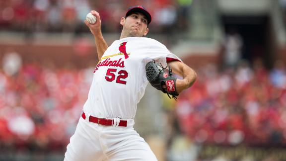 Video - Wacha Sparks Cardinals' Win