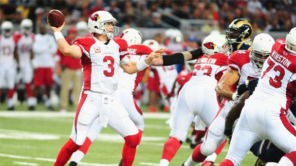 Video - Sunday Blitz: Cardinals-Rams Recap