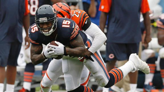 Bears rally by Bengals in Trestman's debut