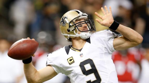 Video - Saints Top Falcons In NFC South Showdown