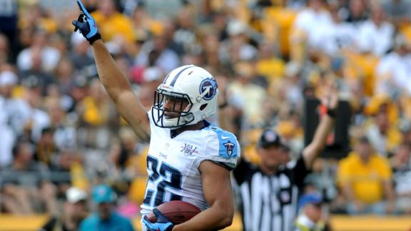 Video - Titans Shut Down Steelers