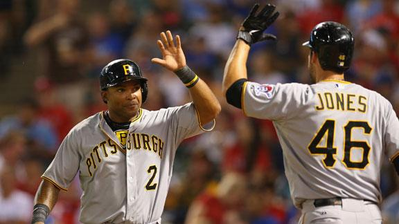 Pirates notch first winning season since '92