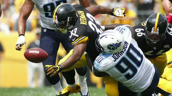 Video - Steelers In Trouble?