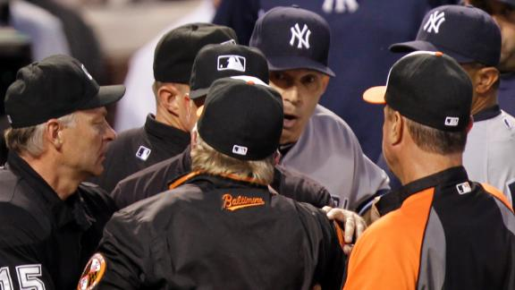 Orioles' Showalter: Yanks steal signs, too
