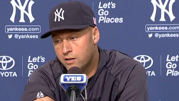 Jeter returns to DL, season 'effectively' over