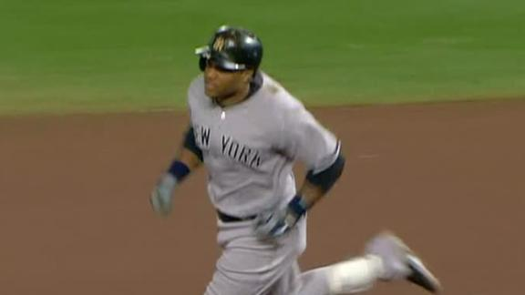 Video - Yankees Fight Off O's