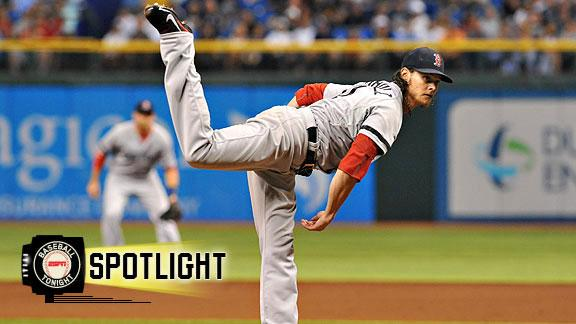 Video - Red Sox Blank Rays