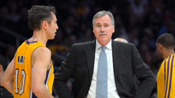 Jeanie Buss book: D'Antoni hire 'a betrayal'