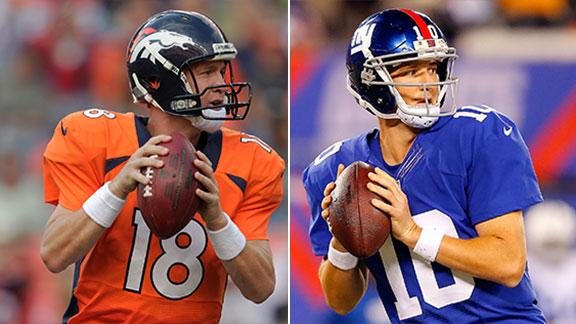 Eli says Peyton's surgery recovery was 'scary'