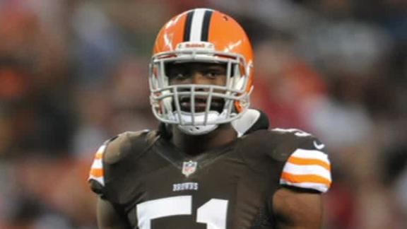Browns top pick Mingo cleared for contact
