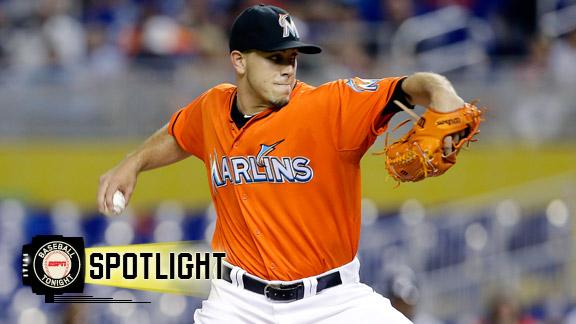Marlins to excitable Fernandez: Settle down
