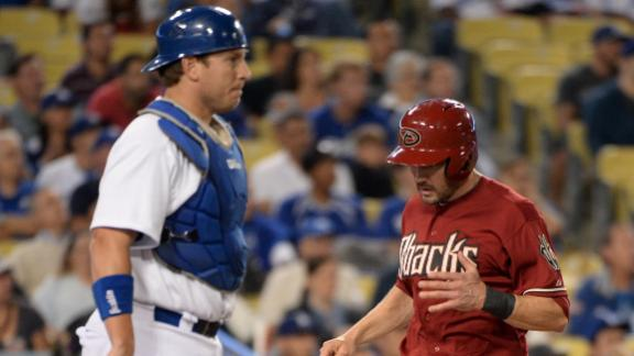 Video - Goldschmidt, D-backs Top Dodgers