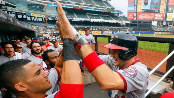 Zimmerman, Nats pound Mets for sweep