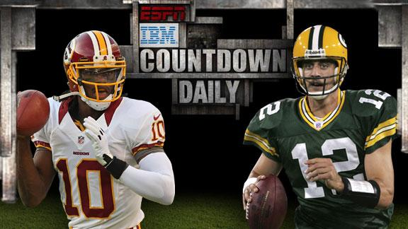 Video - Countdown Daily Prediction: WSH-GB