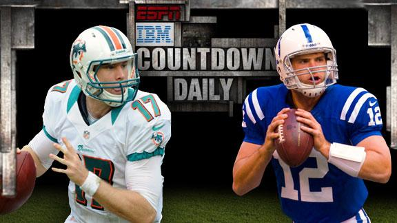 Video - Inside Edge: Dolphins-Colts