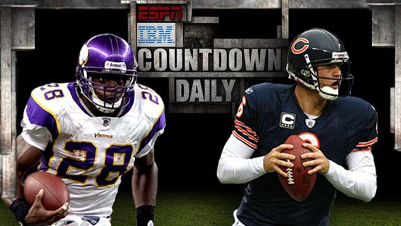 Video - Inside Edge: Vikings at Bears