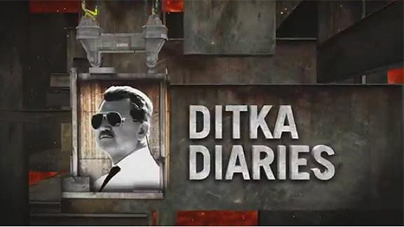 Video - The Ditka Diaries