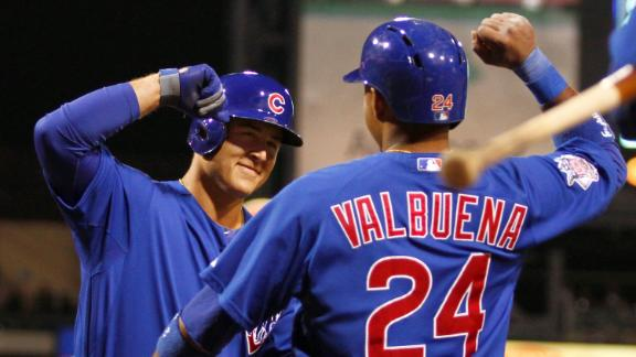 Video - Rizzo's HR Lifts Cubs Past Pirates