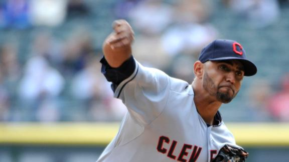 Video - Indians Top White Sox
