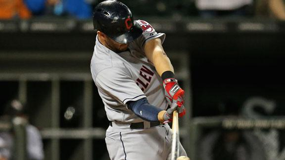Video - Indians Crush White Sox