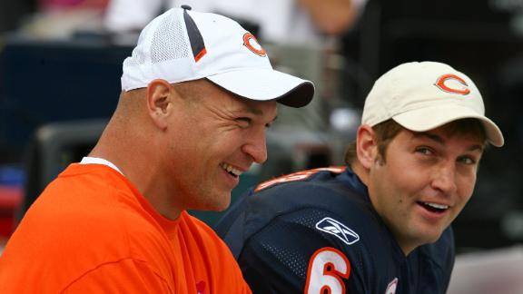 Video - Cutler Hasn't Reached Out To Urlacher